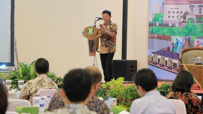 Pembangunan Infrastruktur Jadi Fokus Utama Pemkot Tangerang