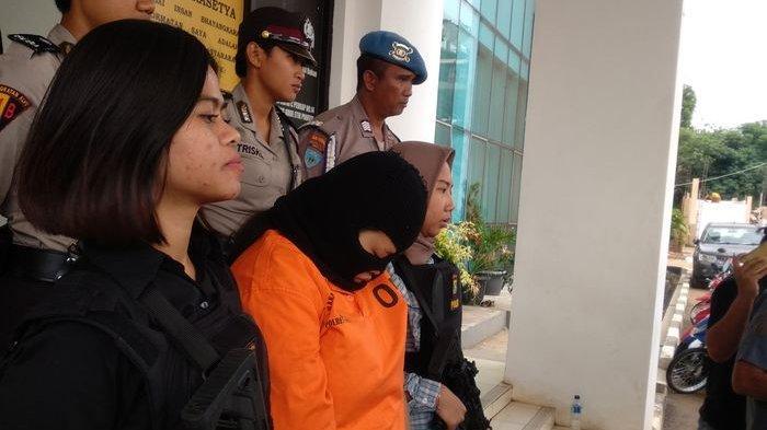 Asisten Rumah Tangga  di Pondok Aren Tangerang Selatan Menghabisi  Bayinya Usai Bersalin