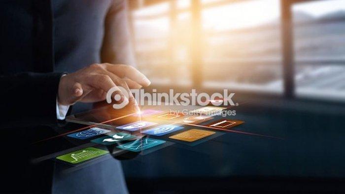 Ilustrasi. Digitalisasi adalah era kolaborasi, termasuk di sistem pembayaran.
