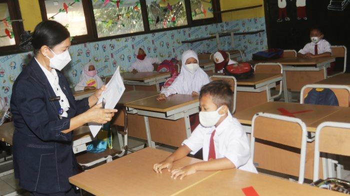 Disdik DKI Klaim Hanya Temukan 1 Klaster PTM Covid-19 di Jakarta, Bukan 25