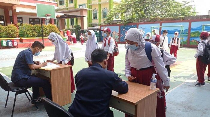Pasca Terbitnya SKB Empat Menteri, Sekolah Mulai Lakukan Pembelajaran Tatap Muka Terbatas