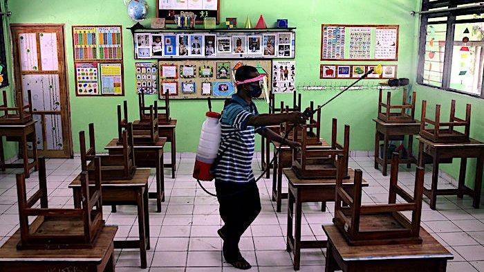 15 Sekolah di Jakarta Gagal PTM Lantaran Tidak Konsisten Saat Uji Coba
