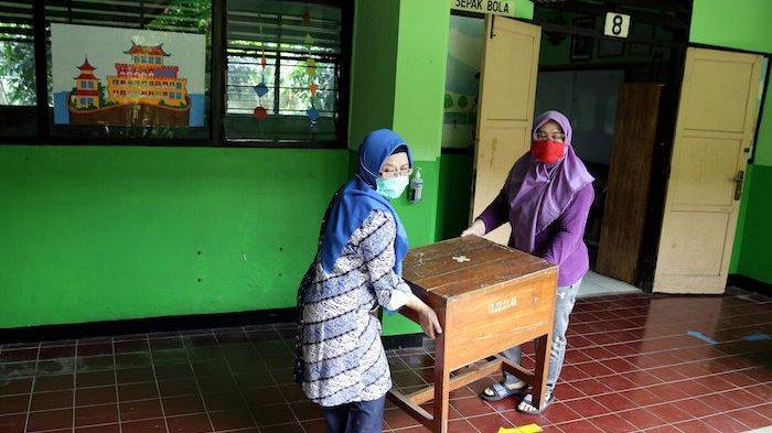 Ada 8 SD di Jakarta Barat Mulai Pembelajaran Tatap Muka, Ini Persyaratan yang Wajib Dipenuhi