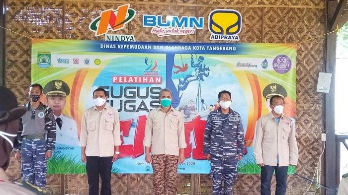 Potensi Bencana Alam di Kota Tangerang, Pemerintah Libatkan Pemuda, Bentuk Gugus Tugas Pemuda