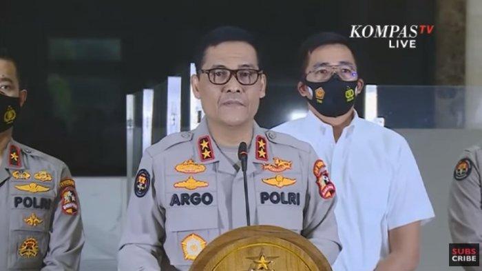 Bareskrim Polri Beberkan Kronologis Penangkapan Pembuat Parodi Lagu 'Indonesia Raya' di Cianjur
