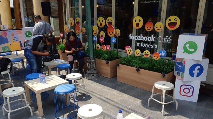 Facebook Cafe Buka Sampai Minggu,Ajak Pengguna Medsos Gunakan Fitur Kendali Privasi, Ini Caranya