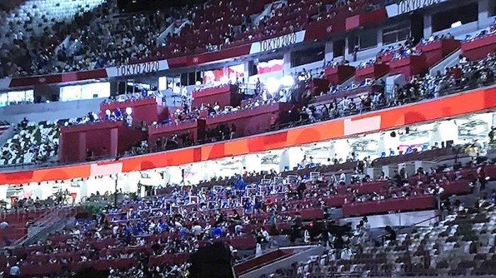 Kasus Covid-19 di Tokyo Melonjak di Tengah Pelaksanaan Olimpiade