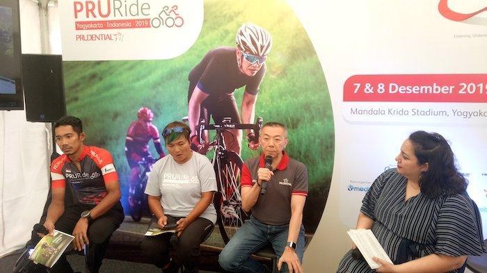 Peserta Balap Sepeda di PRURide 2019 Disajikan Pemandangan Parangtritis Hingga Makam Imogiri