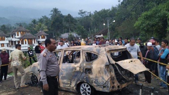 Kasus Ayah dan Anak Diracun dan Dibakar di Dalam Mobil, Polisi Beberkan Proses Identifikasi Jenazah