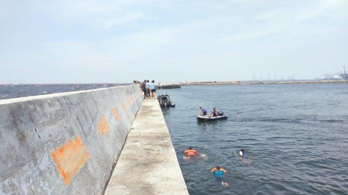 3 Pemancing Tewas Tenggelam di Tanjung Priok Akibat Kapal Nelayan Tabrak Breakwater
