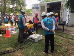 Tingkatkan Pelayanan, PLN UID Jakarta Raya Lakukan Pemeliharaan Tanpa Padam