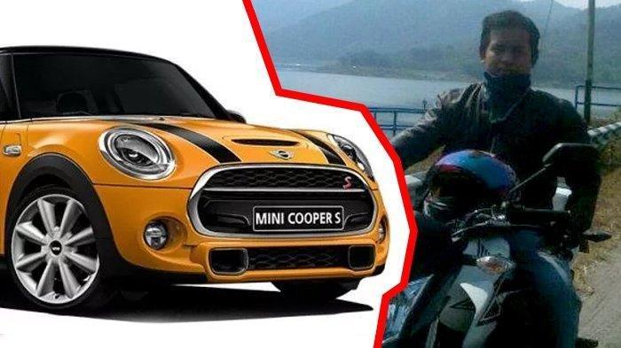 6 Fakta PengemudiOjol Ini Membeli Mini Cooper Cuma Rp 12.000 saat Harbolnas 2018