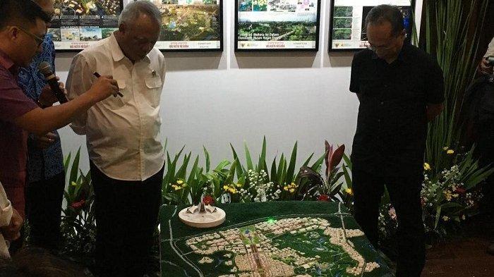 INI Dia Juara Sayembara Desain Ibu Kota Baru, Temanya Nagara Rimba Nusantara