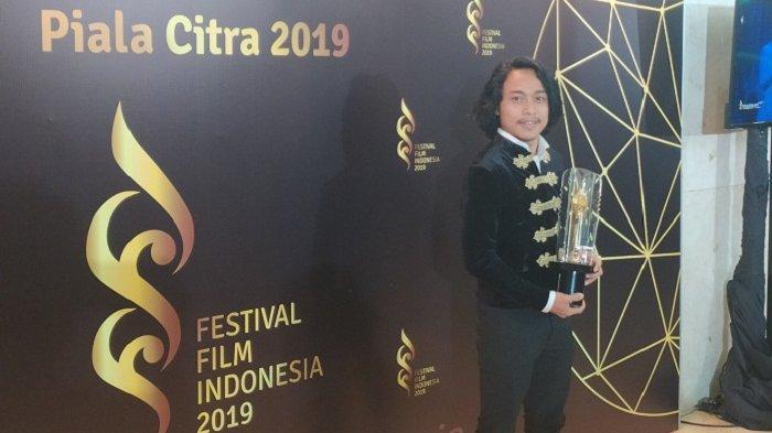 Pertama Kali Masuk Nominasi, Muhammad Khan Bawa Pulang Gelar Pemeran Utama Pria Terbaik