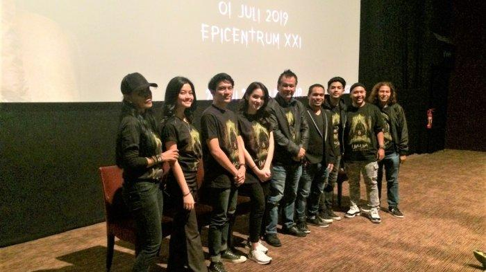 Uka-Uka The Movie' Film Nuansa Horor dan Komedi