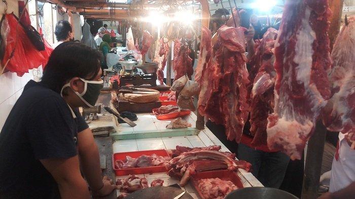 VIDEO: Jelang Lebaran, Harga Daging di Pasar Slipi Naik Jadi Rp 140 Ribu Per Kilogram