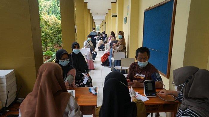 103 Warga Perumahan BCM Cikarang Positif Covid-19, Pemukiman Warga Lockdown Lokal