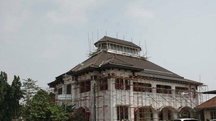 VIDEO Revitalisasi Gedung Juang 45 Tambun Rampung Akhir Tahun, Begini Fasilitas Terbarunya