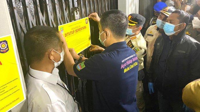 Pamkab Bekasi Tutup Sementara Operasional Kartika Club di  Kawasan MM2100 Cikarang Barat