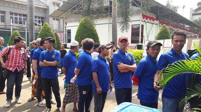 Jokowi-Maruf Ungguli Prabowo-Sandiaga di TPS Rutan Klas I Cipinang