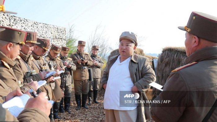 KONDISI Terkini Kim Jong Un, Dikabarkan Meninggal Dunia Pemimpin Korea Utara Ucapkan Terima Kasih