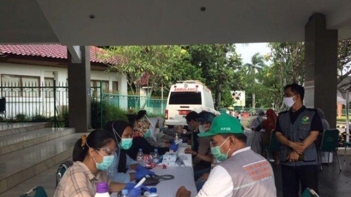 Pemkab Bogor Gelar Vaksinasi Covid-19 Tahap 2 Pelayan Publik, Dalam 2 Hari Sediakan 4.400 Vaksin