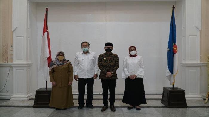 Pemkot Bogor Kerjasama dengan PT Istaka Karya dan PT Visionet Internasional Buat Kantor Pemerintahan