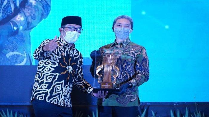 Pemkot Bogor Terima Penghargaan Perencanaan Daerah di Musrenbang Jawa Barat, Ini Kata Dedie A Rachim