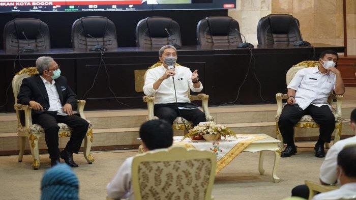 Pemkot Bogor Ujicoba 73 Sekolah Bakal Pembelajaran Tatap Muka (PTM), Ini Kata Dedie A Rachim
