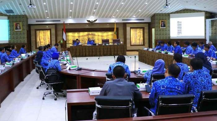 UPDATE Pemkot Tangerang Izinkan Sebagian Pegawainya Kerja dari Rumah Putus Rantai Corona