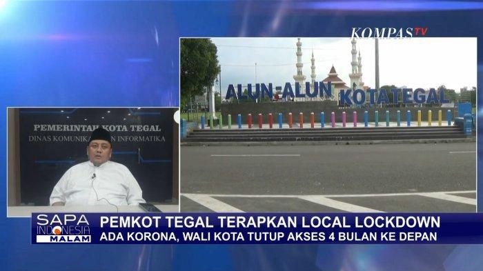Kota Tegal Dilockdown Karena Wabah Corona, Bus Tegal Tidak Masuk Terminal Kalideres Lagi