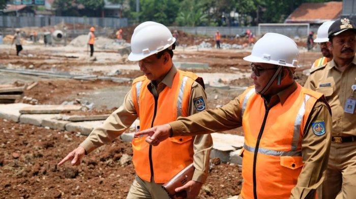 Empat RW Kota Depok Akan Jadi Lokasi Khusus Pembangunan Drainase Tahun 2022, Simak Selengkapnya