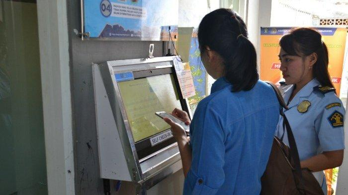 TERBARU Kantor Imigrasi Tangerang Manfaatkan Teknologi Informasi Cegah Calo dan Pungli