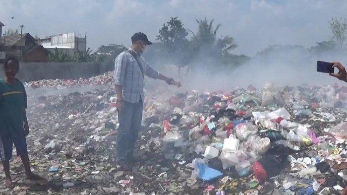 Geger, Pemulung di Bekasi Temukan Jasad Bayi Laki-laki di Tempat Pembuangan Sampah