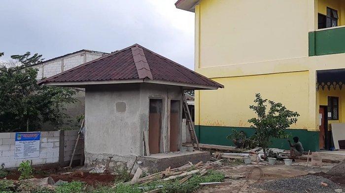 Tunjang KBM Tatap Muka Pembangunan 488 WC Sekolah Senilai Rp 98 Miliar Rampung Pertengahan Desember