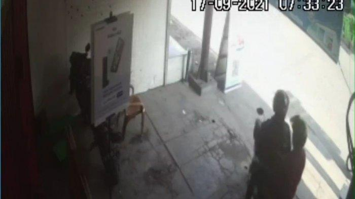 Cicilan Belum Lunas Motor Pegawai Ponsel di Pondok Ungu Bekasi Raib, Korban Syok Lihat Rekaman CCTV