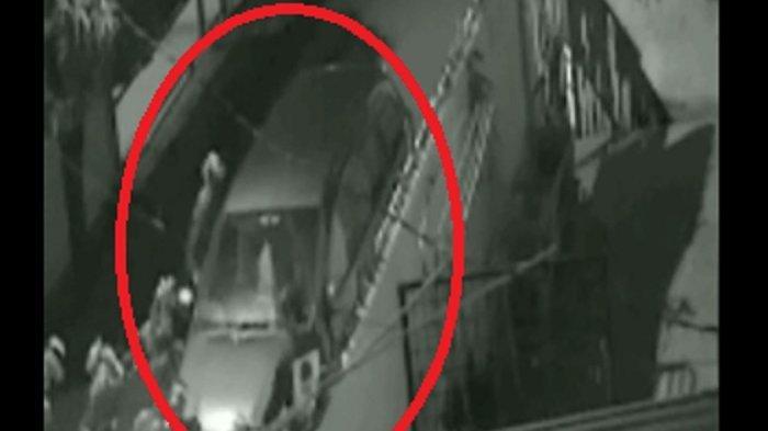 Ini Video Rekaman CCTV Aksi Komplotan Pencuri Mobil di Perumahan Kresek Duri Kosambi Viral di Medsos