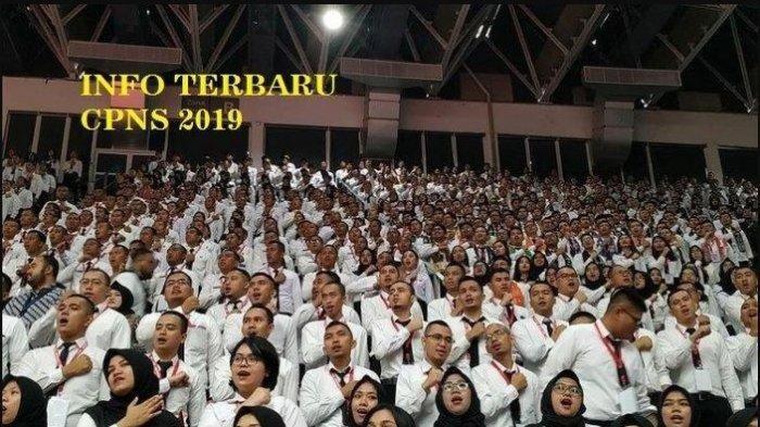 11 November Pendaftaran Online CPNS Dibuka, Formasi di Kota Bekasi Butuh 171