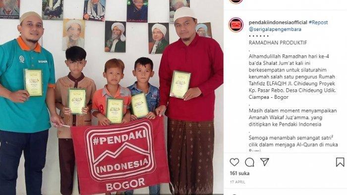 Facebook Dukung Pendaki Indonesia Bagikan Inspirasi di Bulan Suci Ramadan Lewat Sedekah