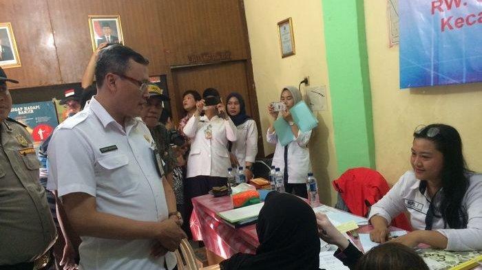 Pendataan Penduduk, Sudin Pemkot Jakarta Utara Gelar Biduk di Pejagalan