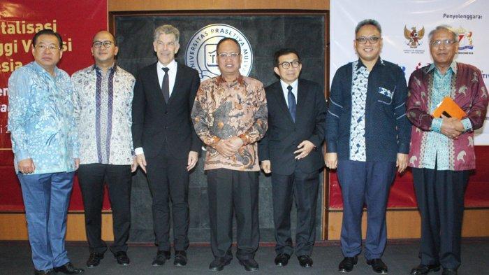Revitalisasi Pendidikan Vokasi Dorong Peningkatan Kualitas Sumber Daya Manusia Indonesia