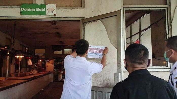 Daging Anjing Dijual di Pasar Senen, Perumda Pasar Jaya Bantah Pengawasannya Lemah