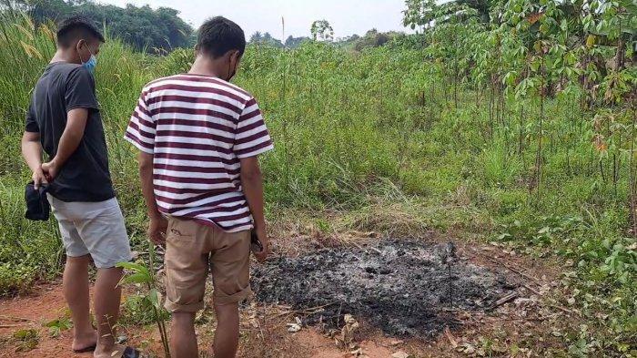 MISTERI Mayat Hangus Terbakar di Cisauk Terkuak, Ternyata Korban Pembunuhan, Pelaku Dua Orang