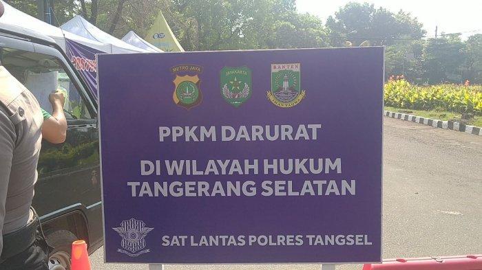 Aturan Masih Sama, Satlantas Polres Tangsel Ingatkan Para Pengendara Jangan Lupa Bawa STRP