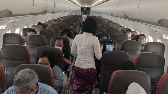 CATAT Syarat-Syarat Terbaru untuk Penumpang Pesawat Maskapai Garuda Indonesia, Citilink dan Lion Air