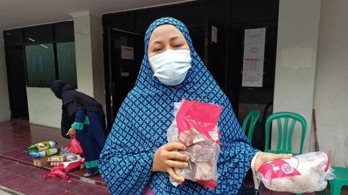 Warga Sambut Positif Program Pangan Subsidi Pemprov DKI