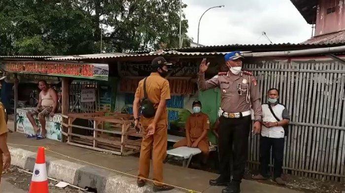 Penerapan ETLE di Simpang SGC Kabupaten Bekasi Berdampak Penertiban PKL dan Parkir Liar