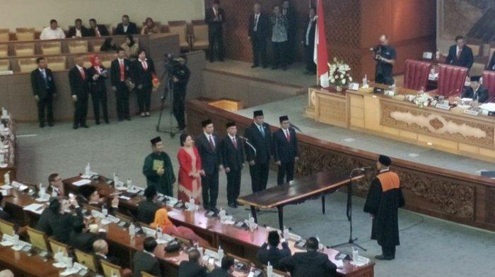 Inilah 5 Pimpinan DPR Periode 2019-2024, dari Mantan Menteri, Pengusaha Hingga Penah Jadi Advokat