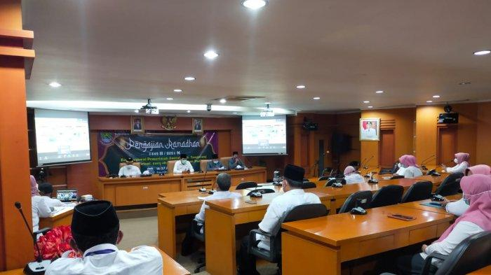 Pemkab Tangerang Gelar Program Pengajian Ramadan agar Kualitas Pelayanan Meningkat
