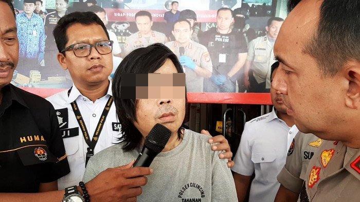 UPDATE Pengakuan TS Todong Putrinya dengan Pisau, Minta Bantuan Anak Malaikat Cegah Kakaknya Dibunuh